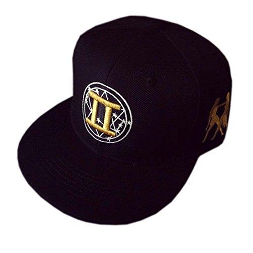 sombrero-negro-ajustable-bordado-de-oro-de-hip-hop-del-sombrero-unisex-gorras-gemini