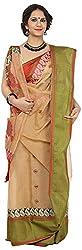 SHRI BALAJI SILK & COTTON SAREE EMPORIUM Women's Cotton Saree (1(25))