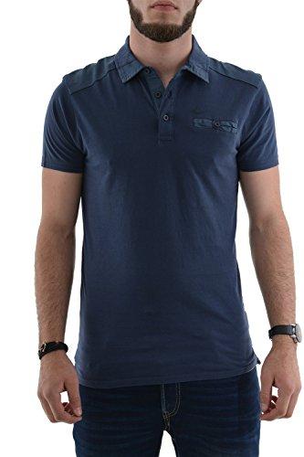Lee Cooper -  Polo  - Uomo blu XL