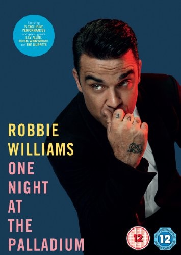 Robbie Williams - One Night at the Palladium [DVD]