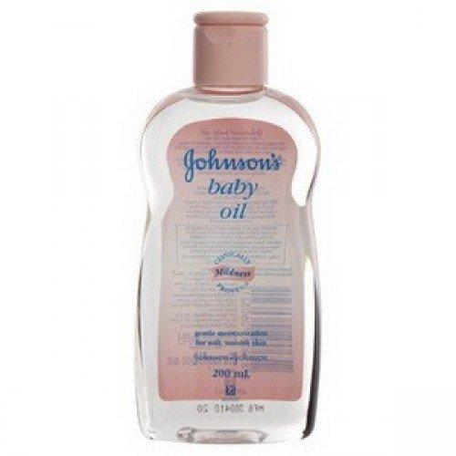 Johnson S Baby Oil 200 Ml.(P) front-1012308