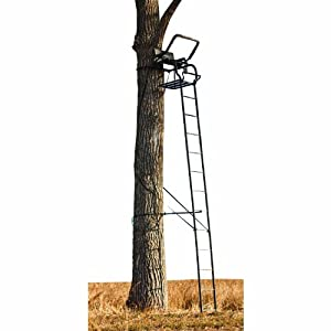 Big Game Treestands The Odyssey Ladderstand by Big Game Treestands