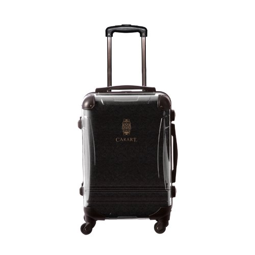キャラート アートスーツケース ビジネス ナイト (ダークグレー) フレーム4輪 機内持込