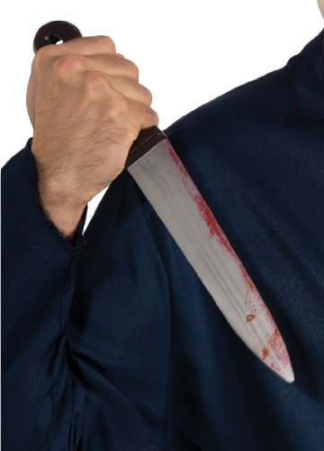 Rubie's Costume Halloween Movie, Large Butcher Knife Multicolor, One Size