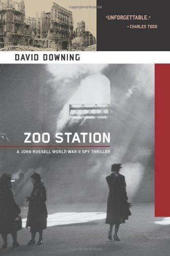 Zoo Station, David Downing