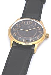 Luch Men's Wind up Wrist Watch - Great Gift Item
