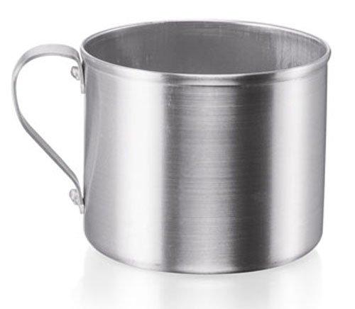 Imusa Aluminum Mug, 1.25-Quart, 12 CM