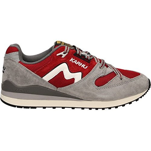 Karhu, Synchron Classic, F802541, sneakers , rosso (43.5)