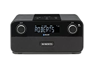 Roberts Radio Blutune 50 DAB/DAB+/FM/Bluetooth Sound System with 2.1 speaker system