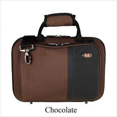 Slimline Clarinet Pro Pac Case Color: Chocolate