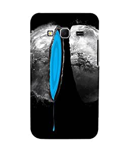 Mental Mind 3D Printed Plastic Back Cover For Samsung Galaxy Core Prime- 3DSAMCOREPRIME-G586