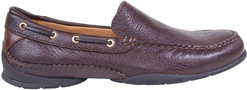 Sperry Top-Sider Gold Driver Venetian Color: Dark Brown Mens Size: 9.5