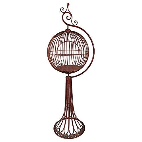Design Toscano Sun Porch Victorian Bird Cage with Stand