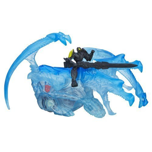 Transformers Age of Extinction Dino Sparkers Bumblebee and Strafe Figures by Transformers