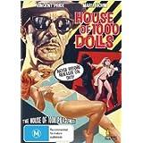 House of 1000 Dolls ( La casa de las mil mu�ecas ) ( House of a Thousand Pleasures )by Vincent Price