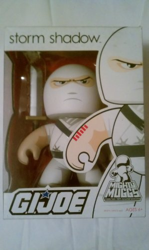 G.I. JOE Series 1 Mighty Muggs Figure Storm Shadow