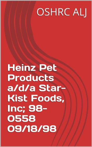 heinz-pet-products-a-d-a-star-kist-foods-inc-98-0558-09-18-98