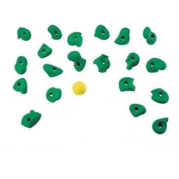 Kinderprises d'escalade Kids, Farbe:grün