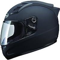 GMAX GM69 Men's Full Face Motorcycle Helmet - Flat Black / X-Large from GMAX