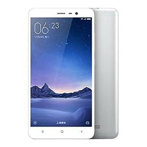 Xiaomi Redmi Note3 Pro 3+32GB 4G LTE Fingerprint Dual Sim Android 5.1 MIUI 7 Qualcomm Snapdragon 650 Hexa Core 1.8GHz 5.5 inch FHD 5+16MP Plata