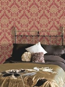 Holden Clara Wallpaper - Red from New A-Brend