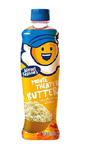 Kernel Season's Movie Theater Popcorn, Butter, 13.75 Ounce (Pack of 6) (Popcorn Topping Oil compare prices)