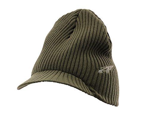 ARNETTE Berretto con frontino unisex verde 022909 lana