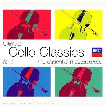 Ultimate Cello Classics [Box Set]