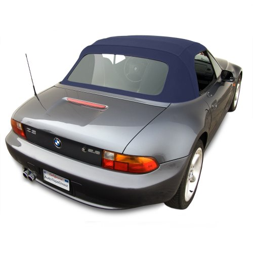 Bmw Z3 Top: BMW Z3 Convertible Top In OEM Original Twillfast II Cloth