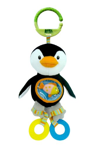 Animal Planet Stroller Toy, Penguin