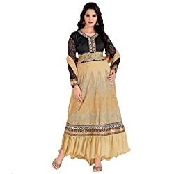 StarMart Womens Georgette Straight Dress Material of Kavya 36 - 36003
