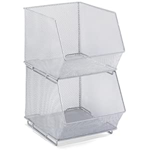 Countertop Vegetable Bin : ... Bin Silver (Sold as 1 Bin) 11