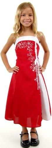 XMAS Hanukkah Girls Holiday Dress Outfit