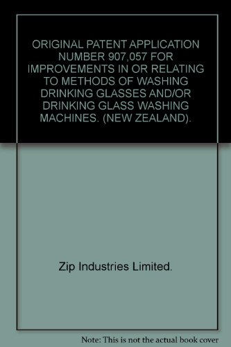 original-patent-application-number-907057-for-improvements-in-or-relating-to-methods-of-washing-drin