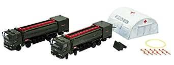 技MIX 技AC922 航空装備品2 空自 燃料給油車セット