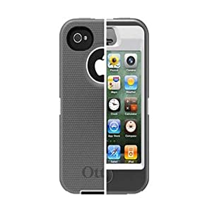 Otterbox Defender Case Cover for Apple iPhone 4/4S - Glacier (APL2-I4SUN-J1-E4OTR)
