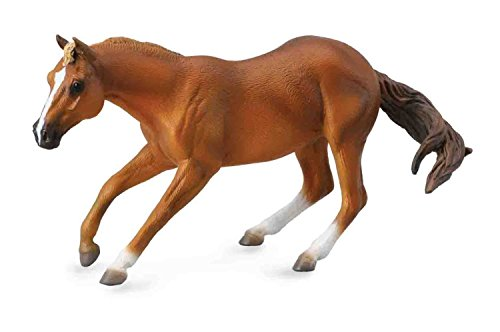 CollectA Quarter Horse Stallion, Sorrel