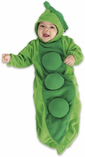 Rubies Costume Co. Baby Peas in a Pod Costume