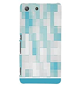 PRINTSWAG PATTERN Designer Back Cover Case for SONY XPERIA M5 DUAL