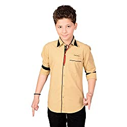 Anry Little Casual Cotton Shirts for Boys