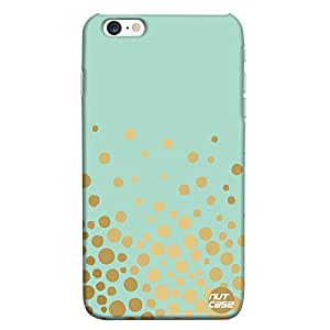 Mint & Gold - Nutcase Designer iPhone 6 Case Cover