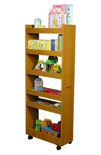 Venture Horizon Thin Man Pantry Cabinet- Oak