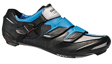 Shimano 2013 Mens Road Bike Shoe - SH-R241B by Shimano