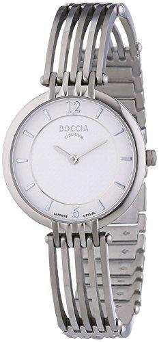 Boccia 3213-01 Titanium Ladies Watch