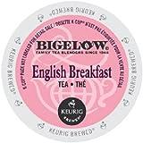 Bigelow K-Cup Portion Pack for Keurig Brewers, English Breakfast Tea, 24 Count