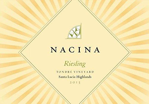 2013 Nacina Santa Lucia Highlands Tondre Vineyard Riesling 750Ml