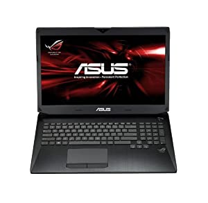 ASUS ROG G750JW 17-Inch Gaming Laptop