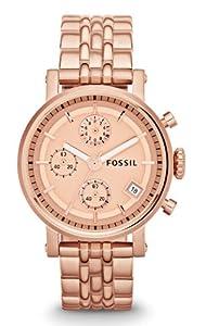 Fossil Watches, Women's The Original Boyfriend Chronograph Watch
