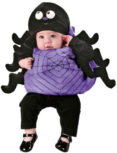 Infant Spider Vest W Hat Costume