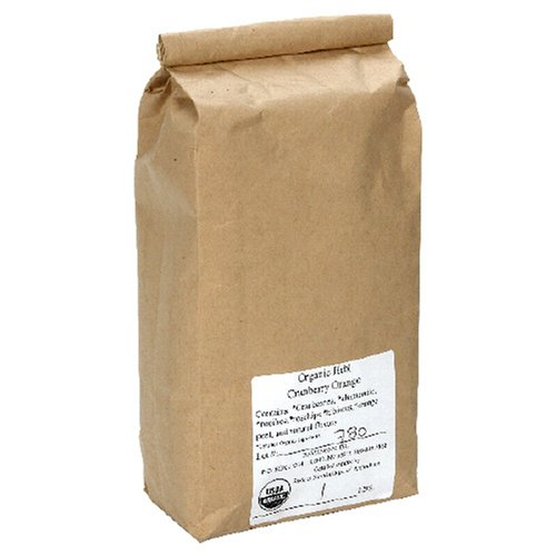 Davidson s tea bulk herbal cranberry orange 16 ounce bag